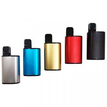 2020 Customized Color smoke e cig korea 2000mAh popular electronic cigarette from JIESI INTERNET